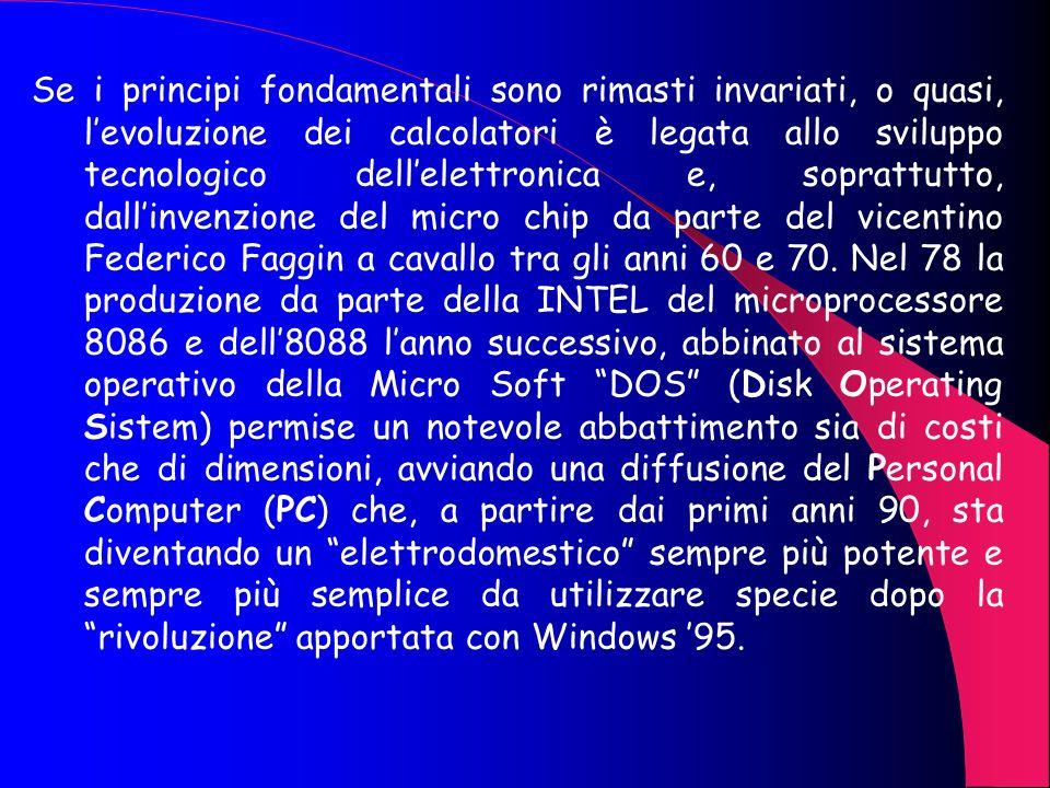 Funzione OR OFF o FALSO = 0 ON o VERO = 1