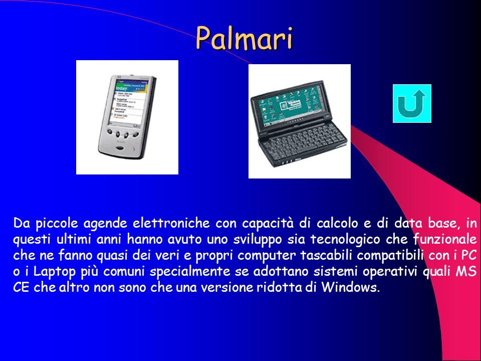 Calcolatrici In questa categoria troviamo le classiche calcolatrici tascabili divenute ormai di uso comune, dalle più semplici in grado di eseguire le