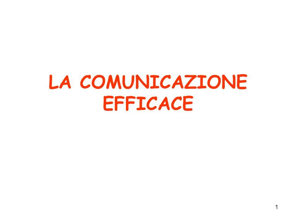 2 Sulla comunicazione si è scritto e si scrive molto, a proposito o a sproposito, ma cosè la comunicazione.