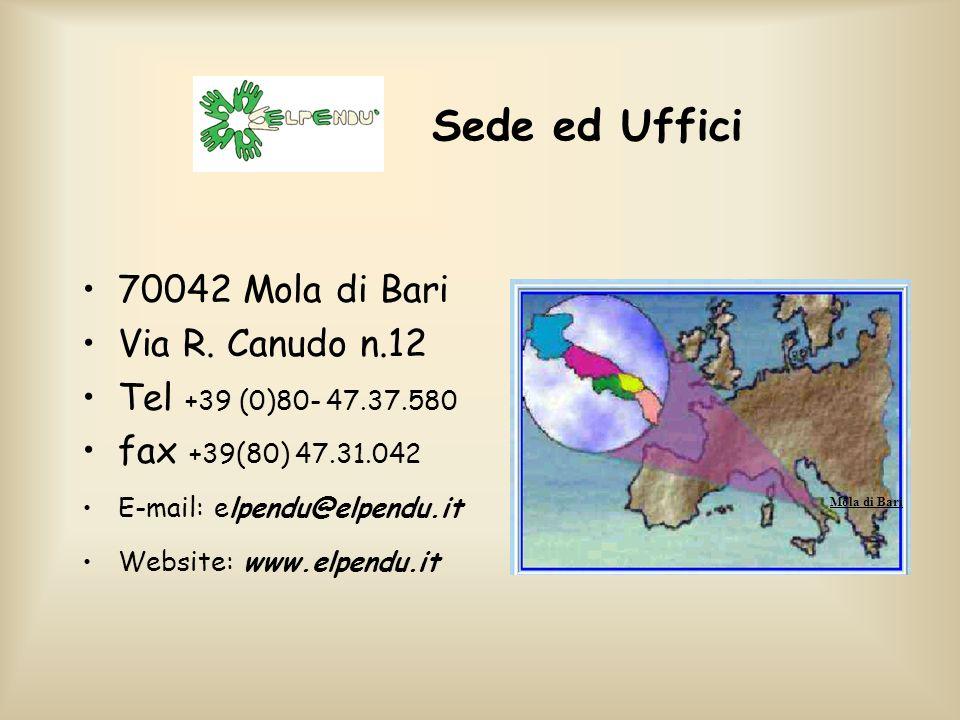 70042 Mola di Bari Via R.