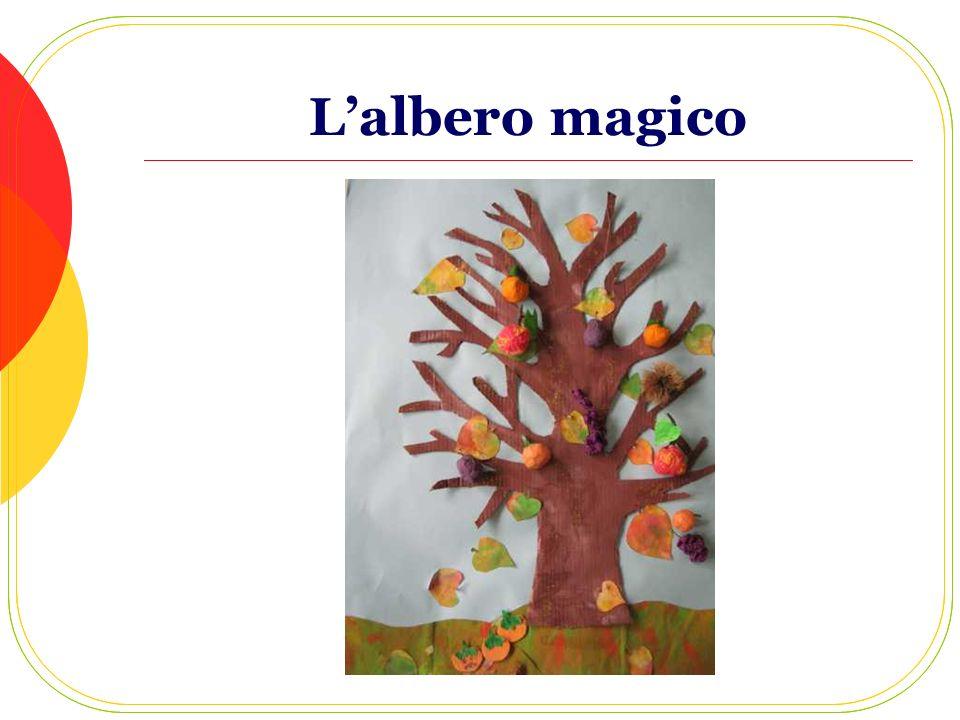 Lalbero magico