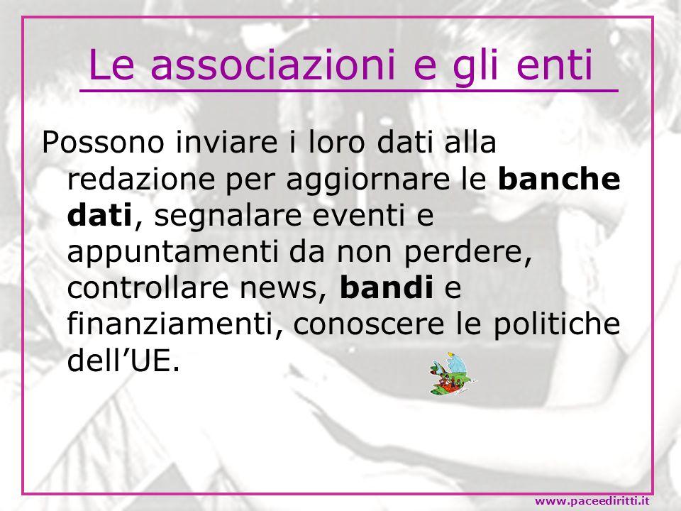 Tutti Possono sapere quanti passi fanno ogni giorno la pace e i diritti. www.paceediritti.it