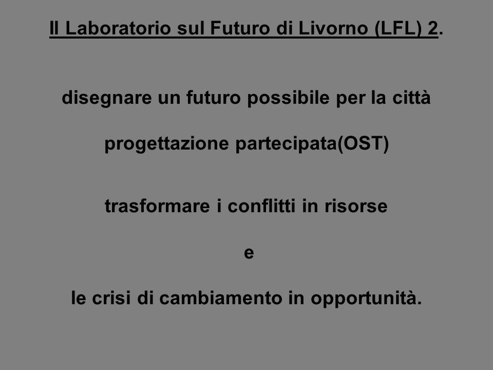 Il Laboratorio sul Futuro di Livorno (LFL) 2.