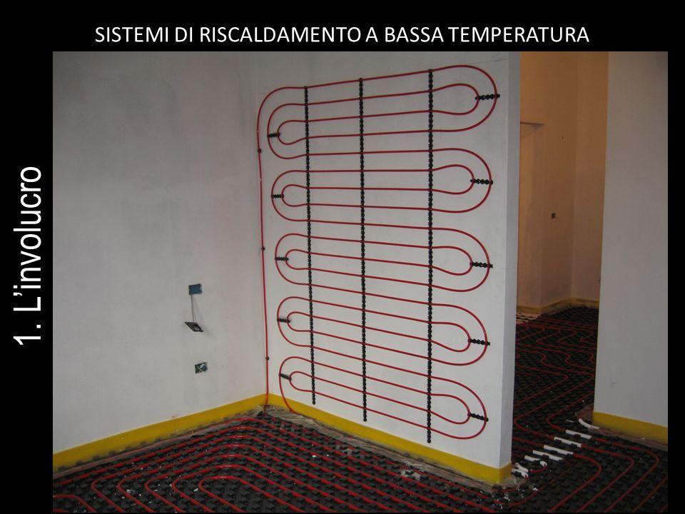 SISTEMI DI RISCALDAMENTO A BASSA TEMPERATURA 1. Linvolucro