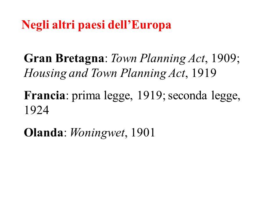 La legge di Roma (502/1907) Nel 1907, in connessione con il nuovo Prg di Roma (allora amministrata dal Blocco popolare guidato da Ernesto Nathan), in corso di elaborazione, il Parlamento approvò la legge 11 luglio 1907 n.