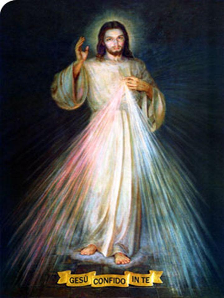 Era conveniente che colei che aveva visto il proprio figlio sulla croce, ricevendo nel corpo il dolore che le era stato rispaiato nel parto, lo contem