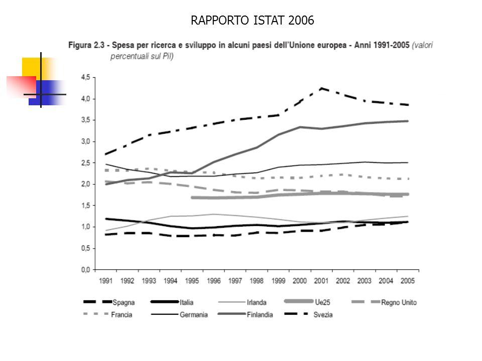 RAPPORTO ISTAT 2006
