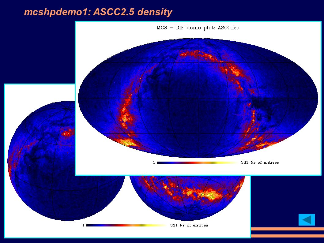 mcshpdemo1: ASCC2.5 density