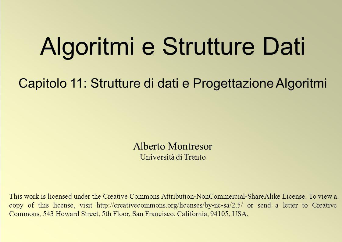 22 © Alberto Montresor Algoritmo di Bellman - Ford - Moore (1958) Funziona anche con pesi negativi Ogni nodo viene estratto al massimo n-1 volte Passata - definizione ricorsiva per k = 0, la zeresima passata consiste nellestrazione del nodo r dalla coda S ; per k > 0, la k -esima passata consiste nellestrazione di tutti i nodi presenti in S al termine della passata ( k 1)-esima.