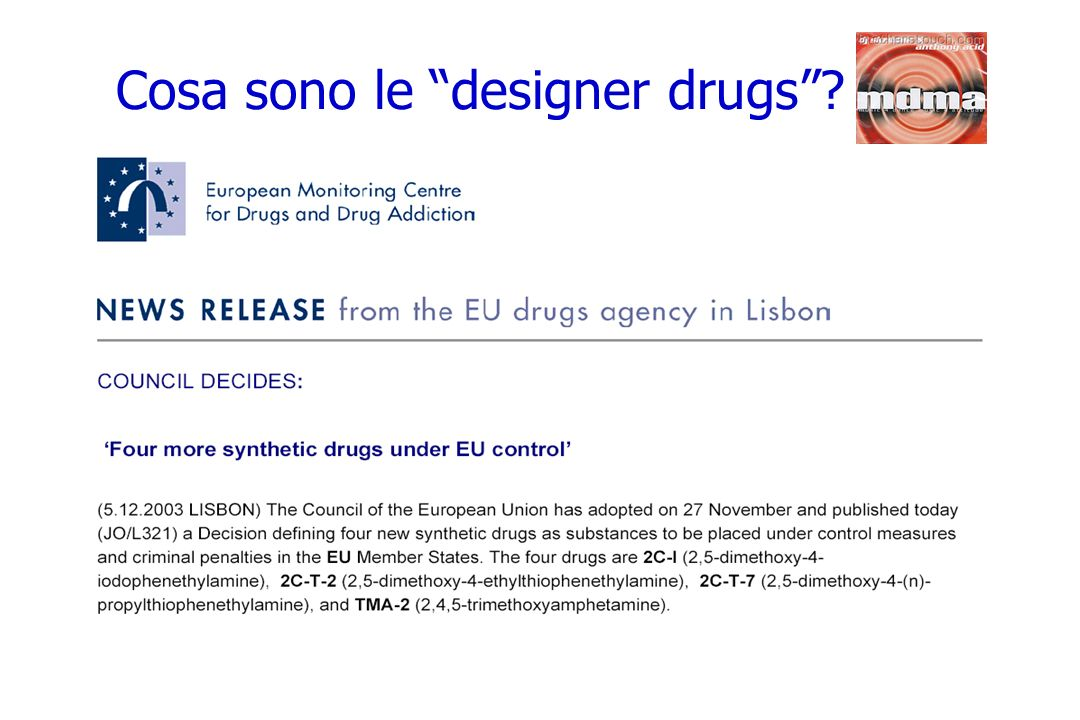 La MDMA é neurotossica.