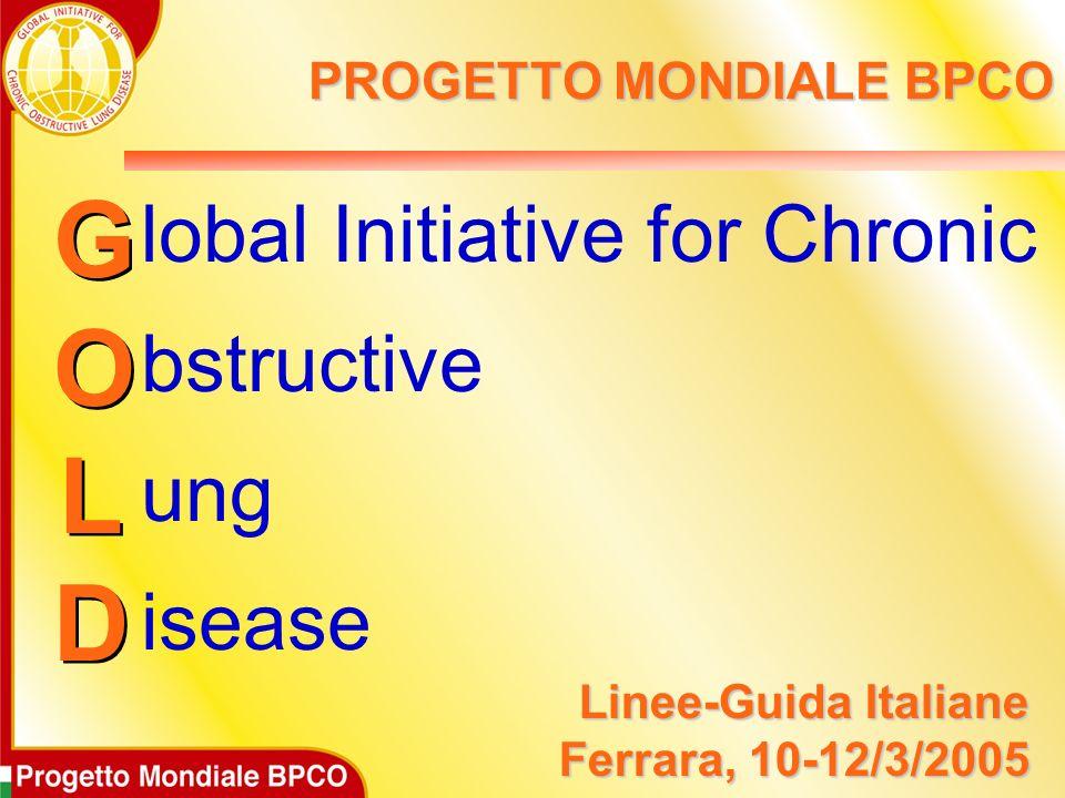 Il trattamento cronico con corticosteroidi sistemici ha un rapporto rischio-beneficio sfavorevole (A), quindi deve essere evitato nei pazienti con BPCO in fase di stabilità.