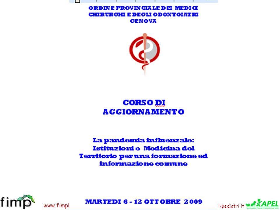 www.apel-pediatri.it www.fimpliguria.it