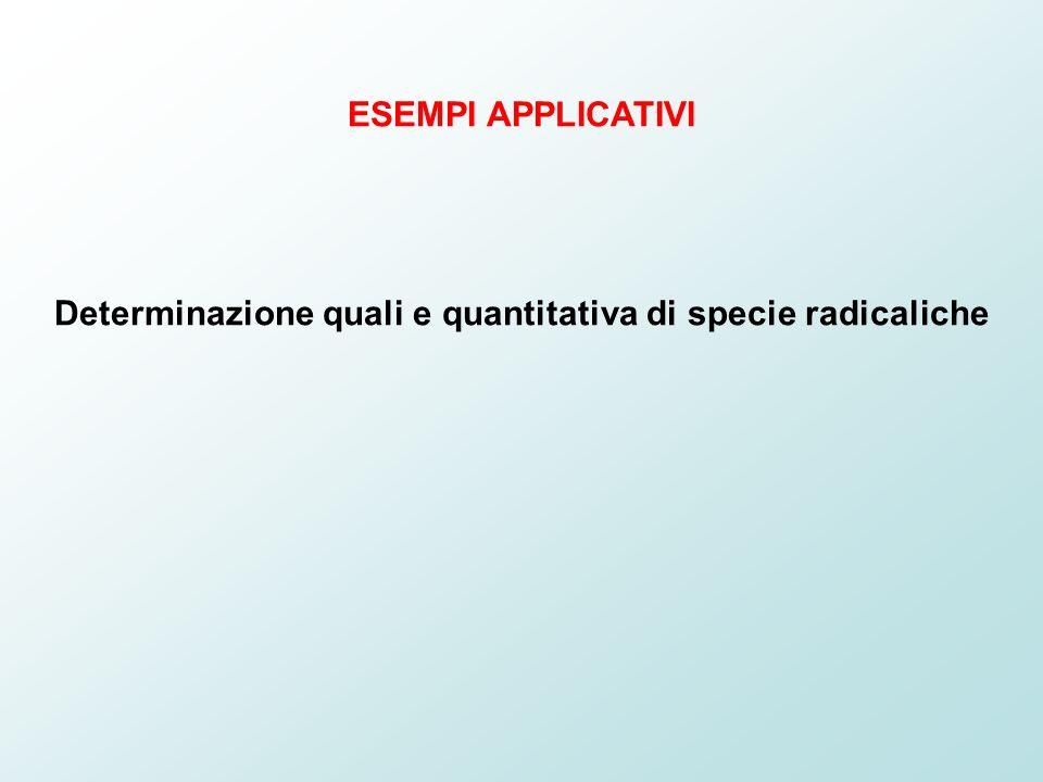 Applicazioni di spin labelling in materiali elastomerici e alle interfacce filler/polimero SiO 2 SBR SiO 2 SBR Esempio 3 Dondi, D.