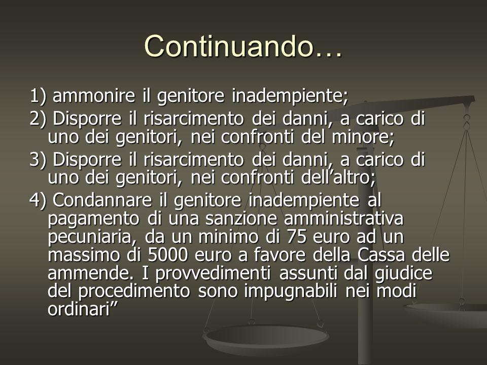 Competenza e procedimento Lart.709 ter c.p.c.