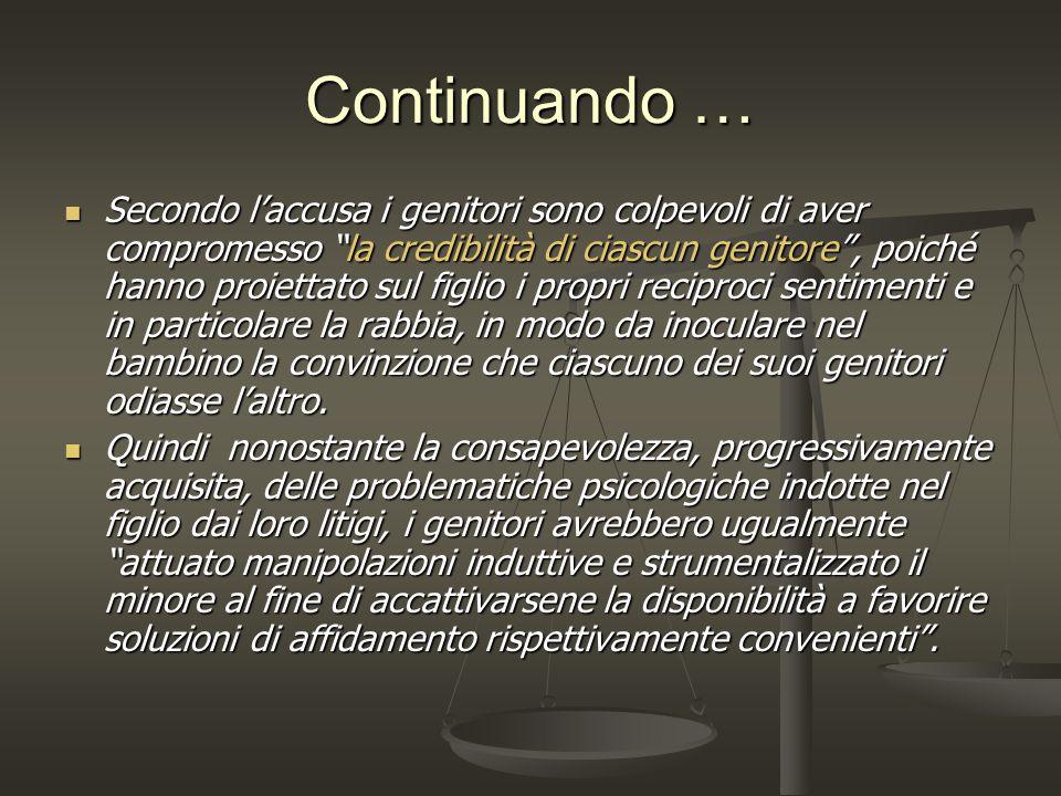 Altri provvedimenti….Tribunale di Bergamo (Ufficio GIP n.