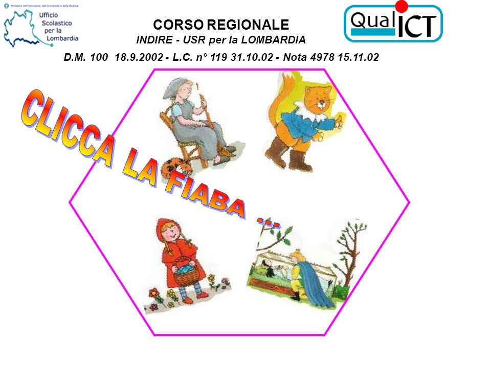 PER RICORDARE TUTTI I NOMI BIANCANEVE SCRIVE : CUCCIOLO = MANTELLA ROSSA BRONTOLO = OCCHIALI EOLO = STARNUTA SEMPRE GONGOLO= MANTELLA GIALLA PISOLO = BERRETTO VIOLA MAMMOLO = MANTELLA E BERRETTO VERDI DOTTO =BERRETTO ROSSO SCRIVI CORSO REGIONALE INDIRE - USR per la LOMBARDIA D.M.