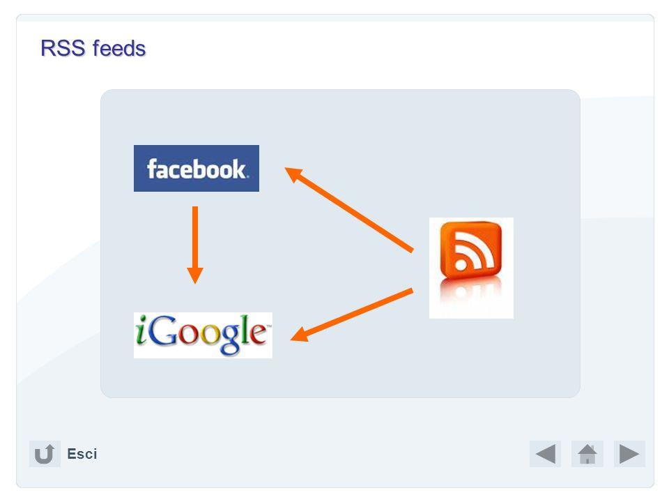 Esci BIBLIOTECHE COME CONVERSAZIONE: http://www.facebook.com/home.php WEB COME CONSERVAZIONE (Biblio-teca) http://www.google.it/ig?hl=it