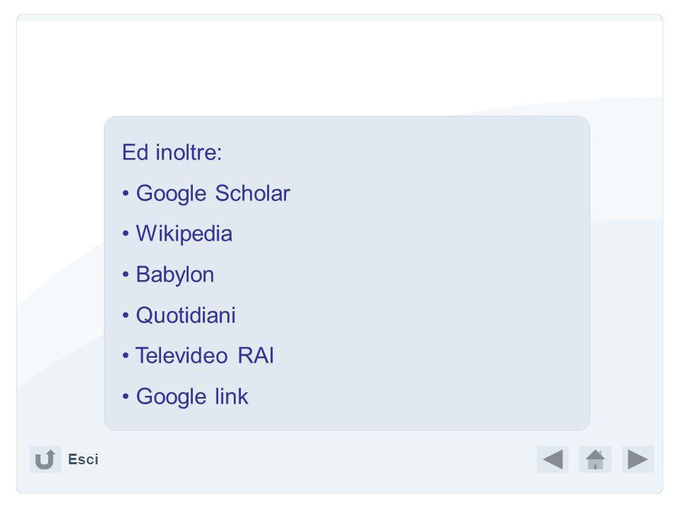 E possibile importare gli RSS anche direttamente sulla pagina da noi creata in iGoogle. Basta cercare il gadget e chiedere che ci venga aggiunto sull