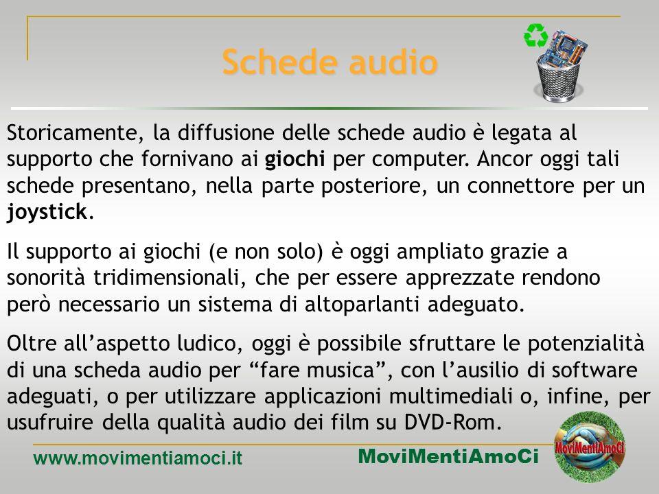 MoviMentiAmoCi www.movimentiamoci.it Plotter Il plotter è un dispositivo di stampa di grosse dimensioni, in cui la testina di stampa è costituita da u