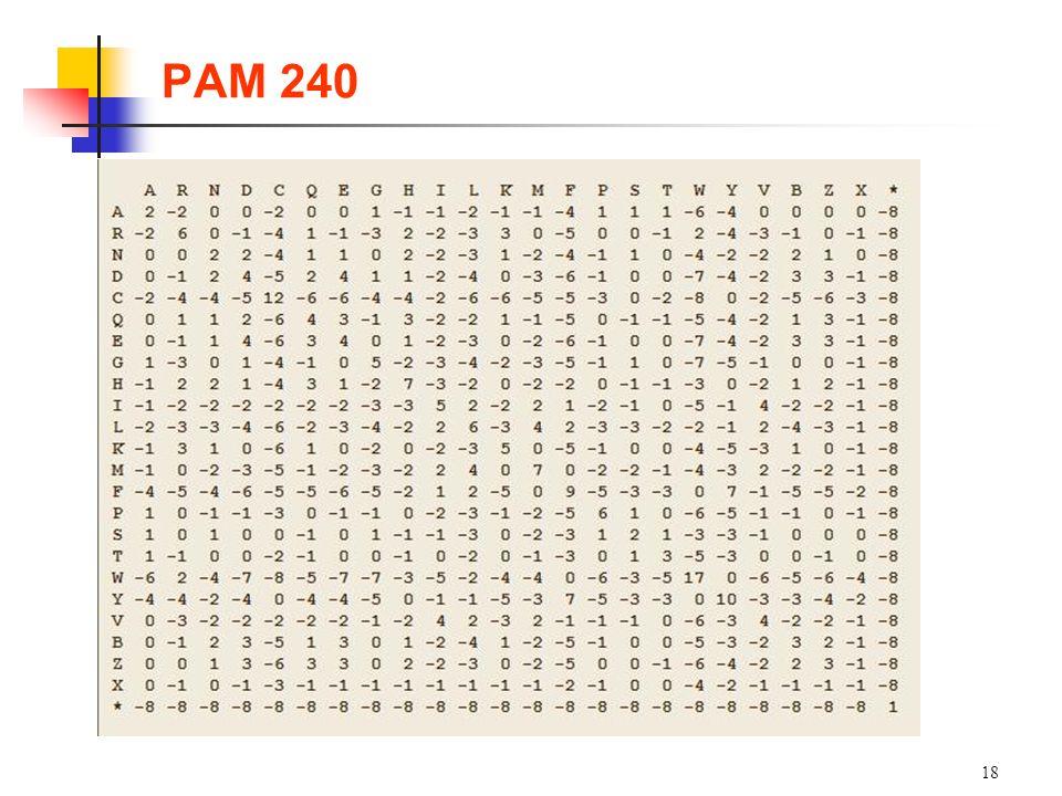 18 PAM 240