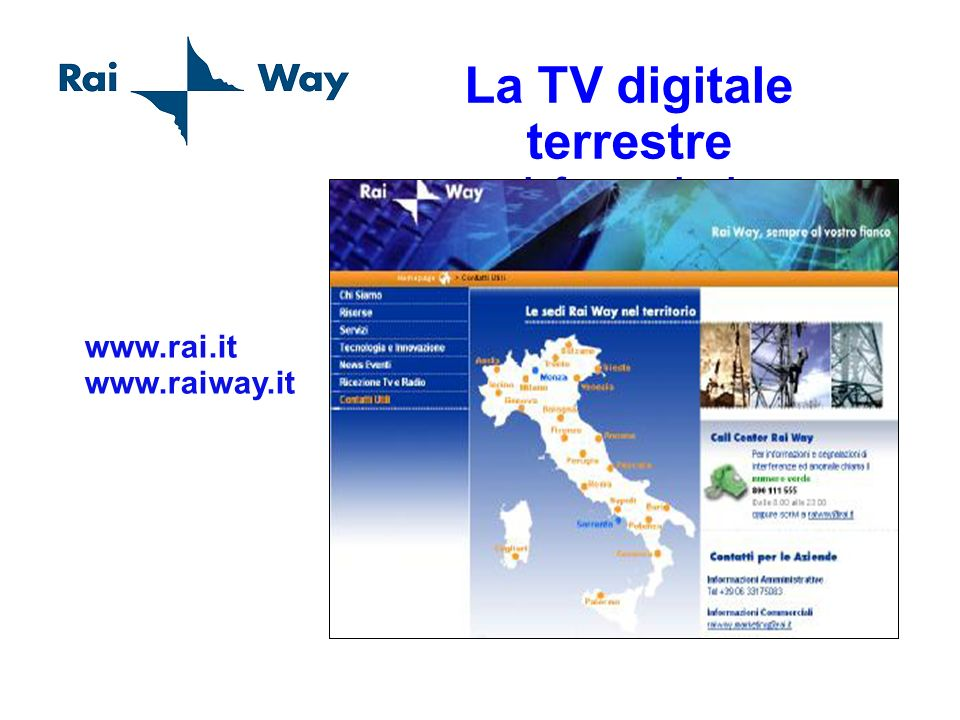 www.rai.it www.raiway.it