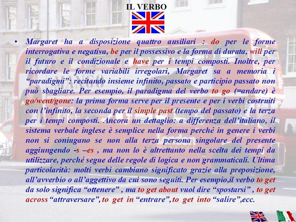 IL PRONOME Margareth deve usare normalmente i pronomi soggetto, la frase in italiano vieni con me? tradotta in inglese diventa: do you come with me? M