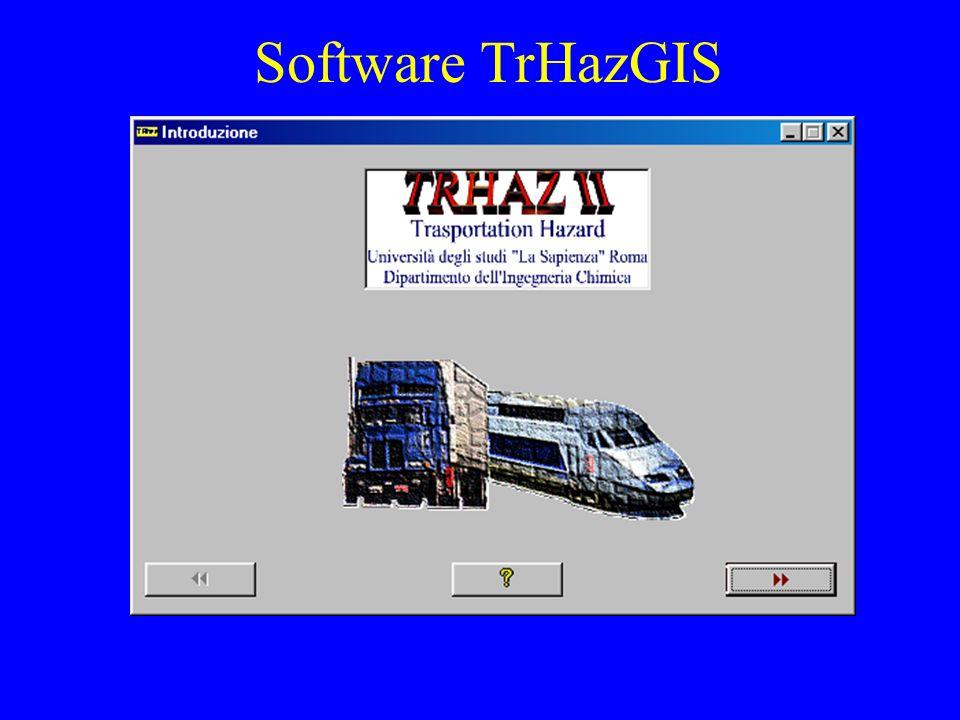 Software TrHazGIS