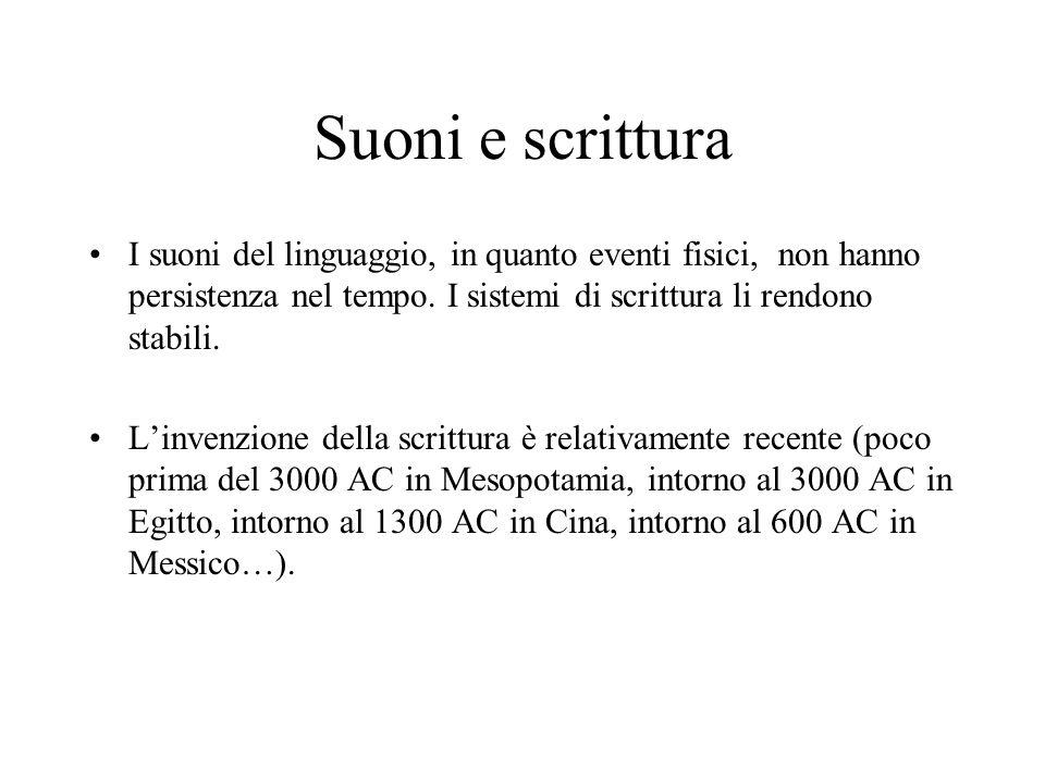 Ostruenti e sonoranti Ostruenti: Occlusive, fricative ed affricate.