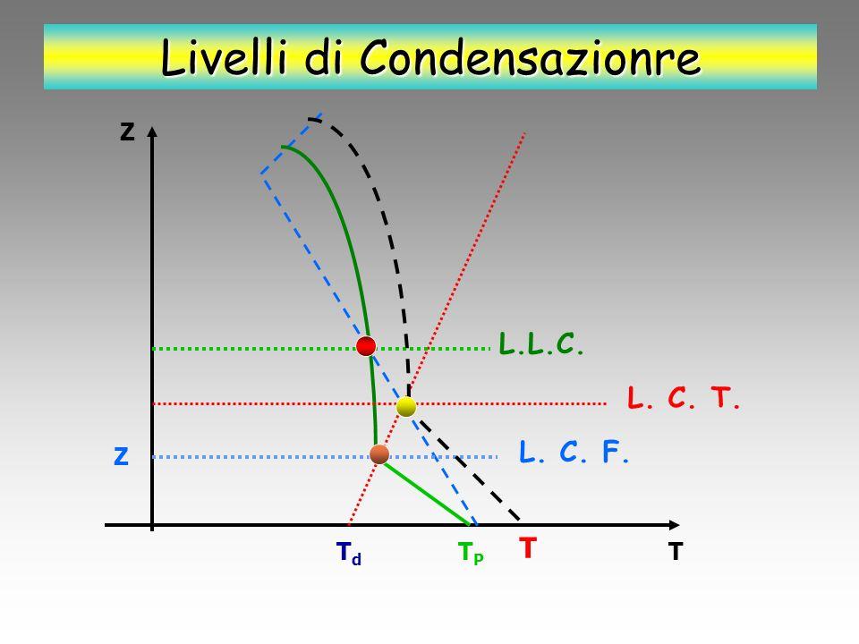 Livello di Libera Convezione L.L. C. : L. L. C.