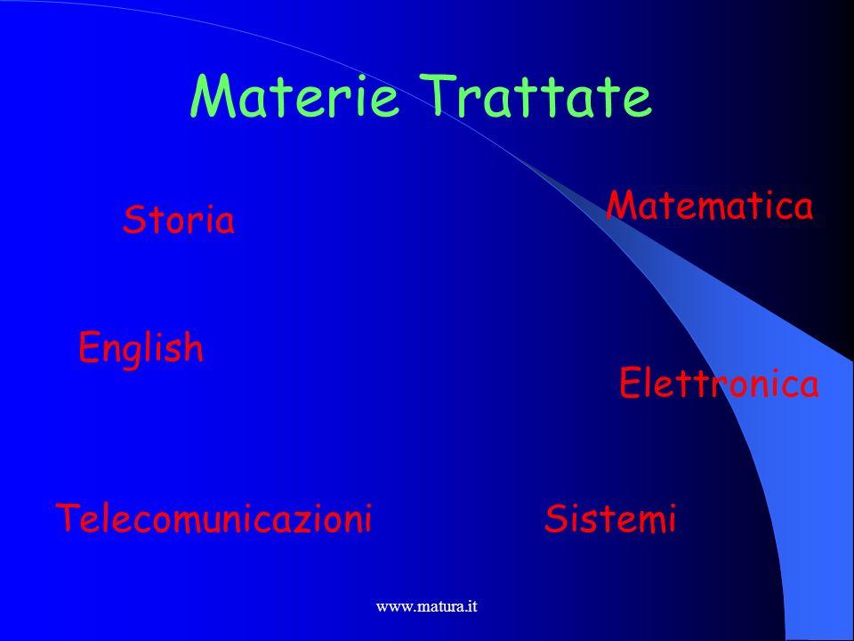 www.matura.it La Globalizzazione Il termine che più di ogni altro riassume i cambiamenti avvenuti nellultimo scorcio del Novecento sul piano economico