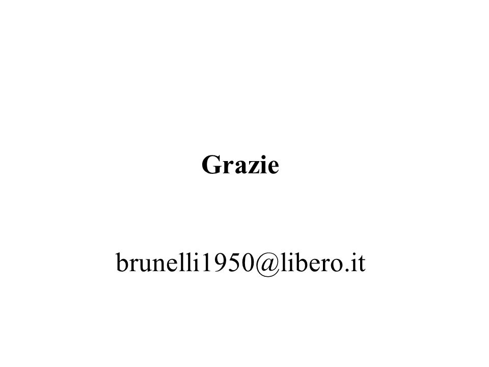 Grazie brunelli1950@libero.it