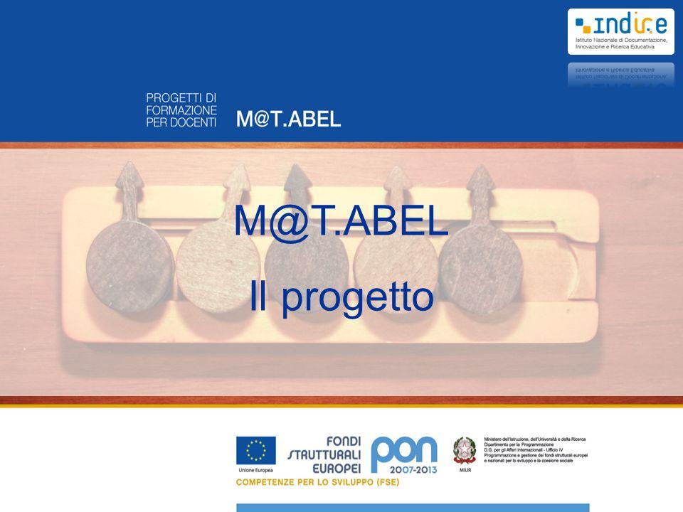 M@T.ABEL Il progetto