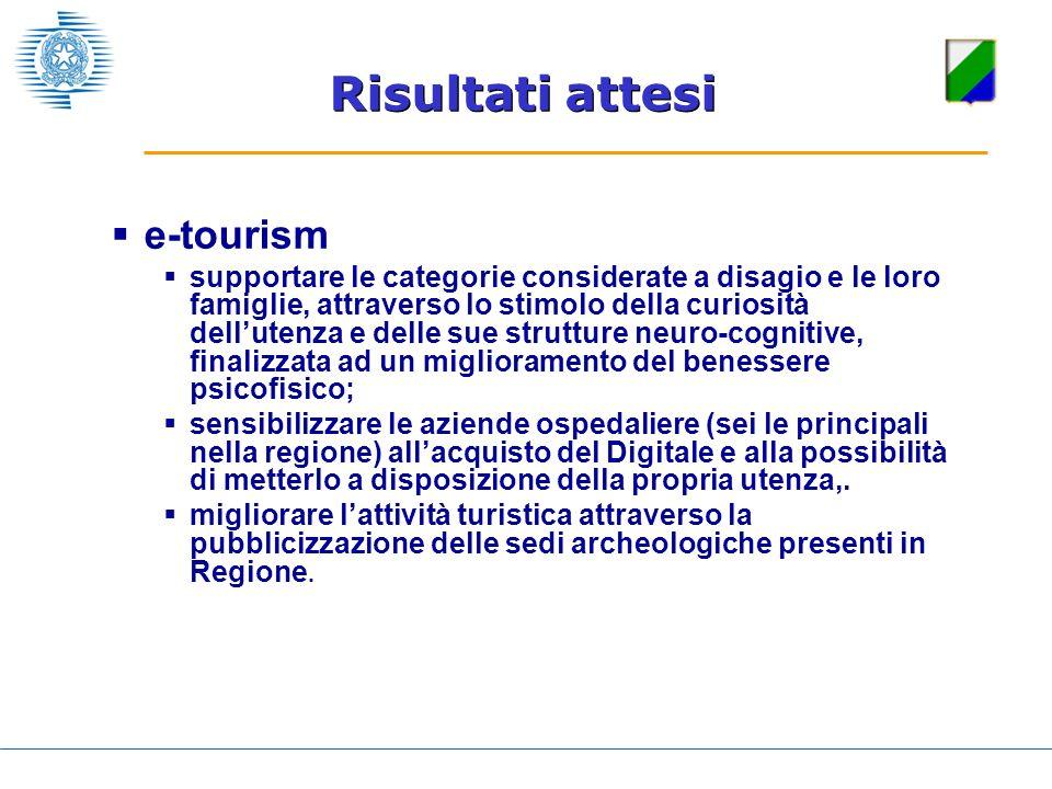 e-tourism supportare le categorie considerate a disagio e le loro famiglie, attraverso lo stimolo della curiosità dellutenza e delle sue strutture neu