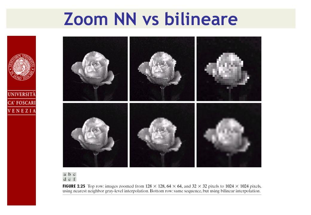 Zoom NN vs bilineare