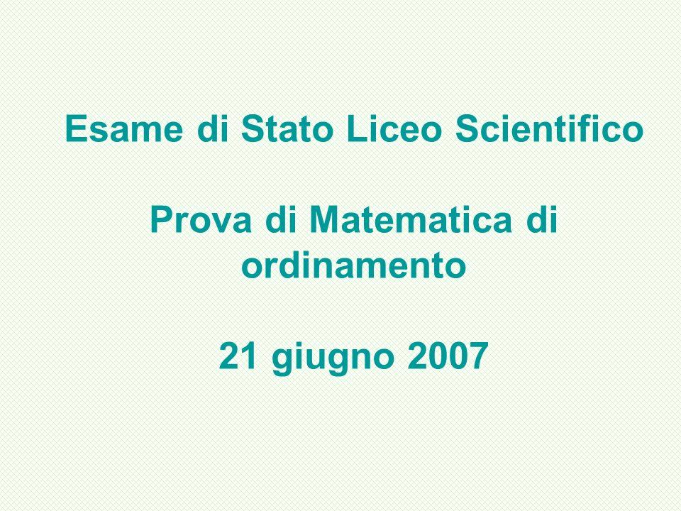 PISA 2003 Prove rilasciate di Matematica CARAMELLE COLORATE