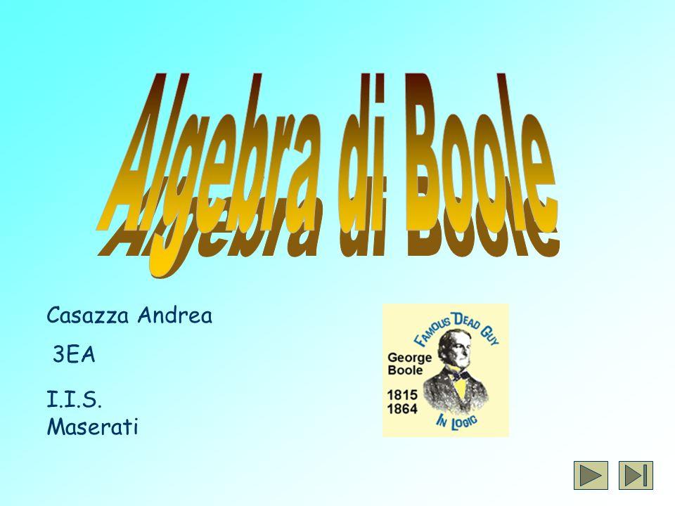 Casazza Andrea 3EA I.I.S. Maserati