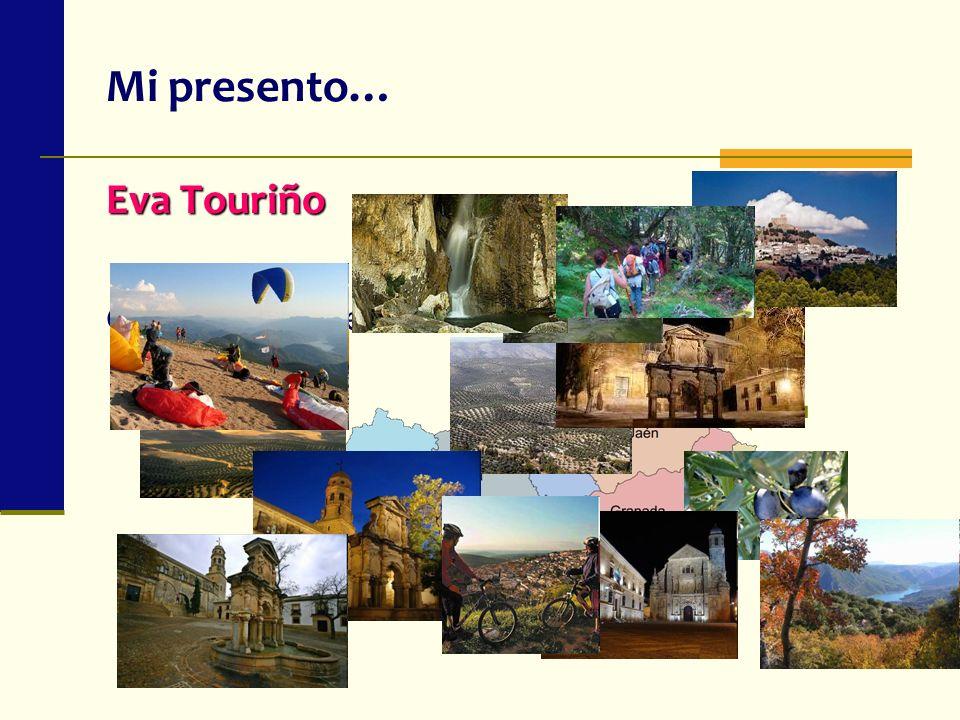 Mi presento… Eva Touriño Consulente Eures a Jaén