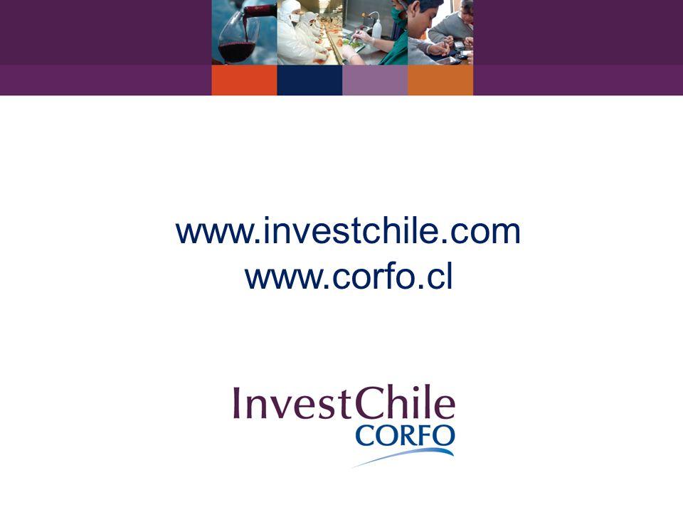 www.investchile.com www.corfo.cl