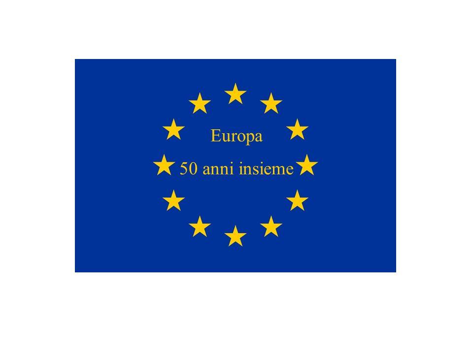 Europa 50 anni insieme
