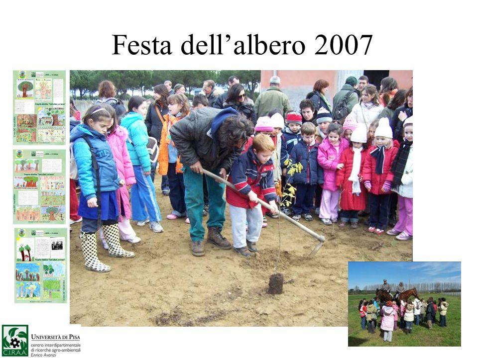 Festa dellalbero 2007