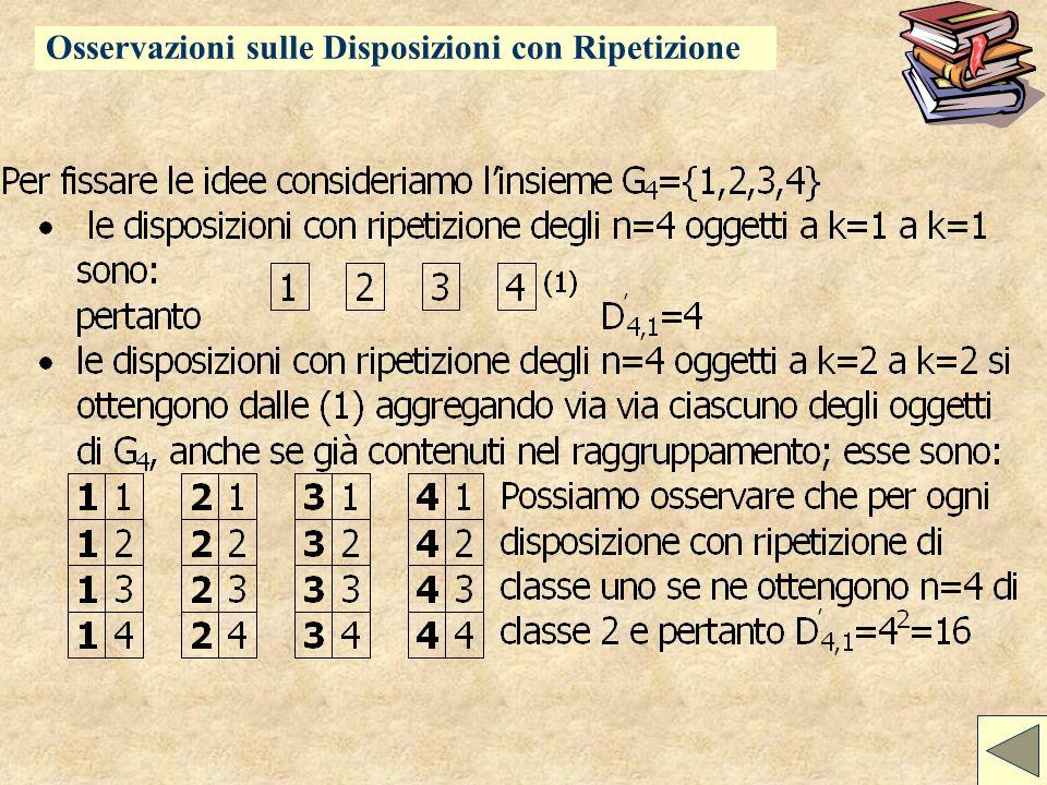 Applicazioni - 3 Calcolo combinatorio
