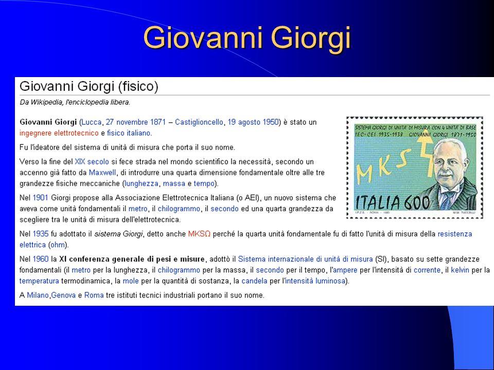Sistema Internazionale In Italia (e negli altri Paesi che hanno adottato il SI si dovrebbero usare solo le unità di misura del SI Si continuano ad uti