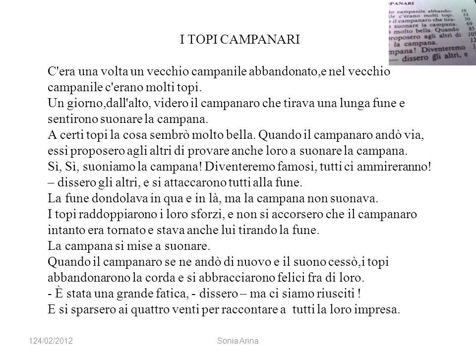 lessico ni / -ni/ ni insetto 124/02/2012Sonia Arina