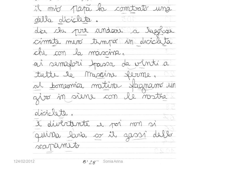lessico albero l / -L-/ l 124/02/2012Sonia Arina