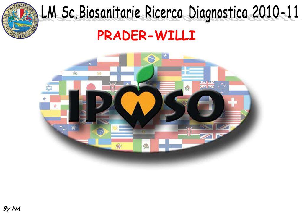 By NA PWS La Sindrome di Prader-Willi e una malattia che coinvolge principalmente il sistema nervoso provocando un certo grado di ritardo mentale, difficolta di linguaggio e disturbi comportamentali.
