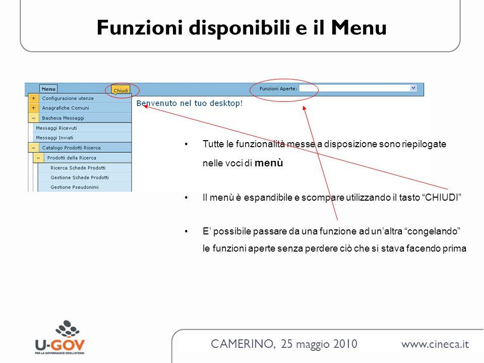 CAMERINO, 25 maggio 2010 www.cineca.it Autoriconoscimento (1) -Cosa significa AUTORICONOSCERSI.