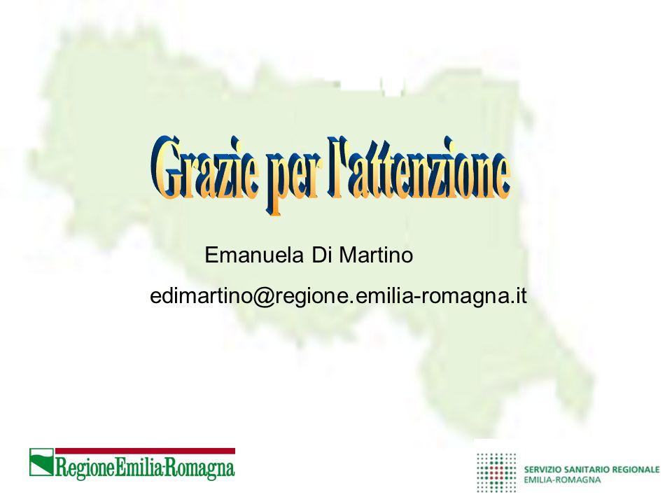 Emanuela Di Martino edimartino@regione.emilia-romagna.it