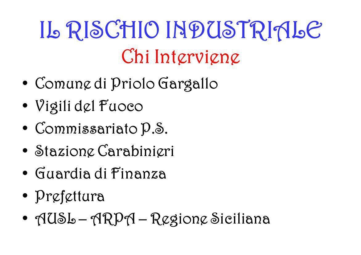 Sezione 4 Le sostanze utilizzate nella raffineria, per le quali la stessa Raffineria rientra nel campo di applicazione del D.