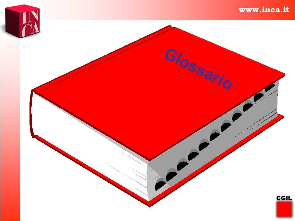 www.inca.it Glossario