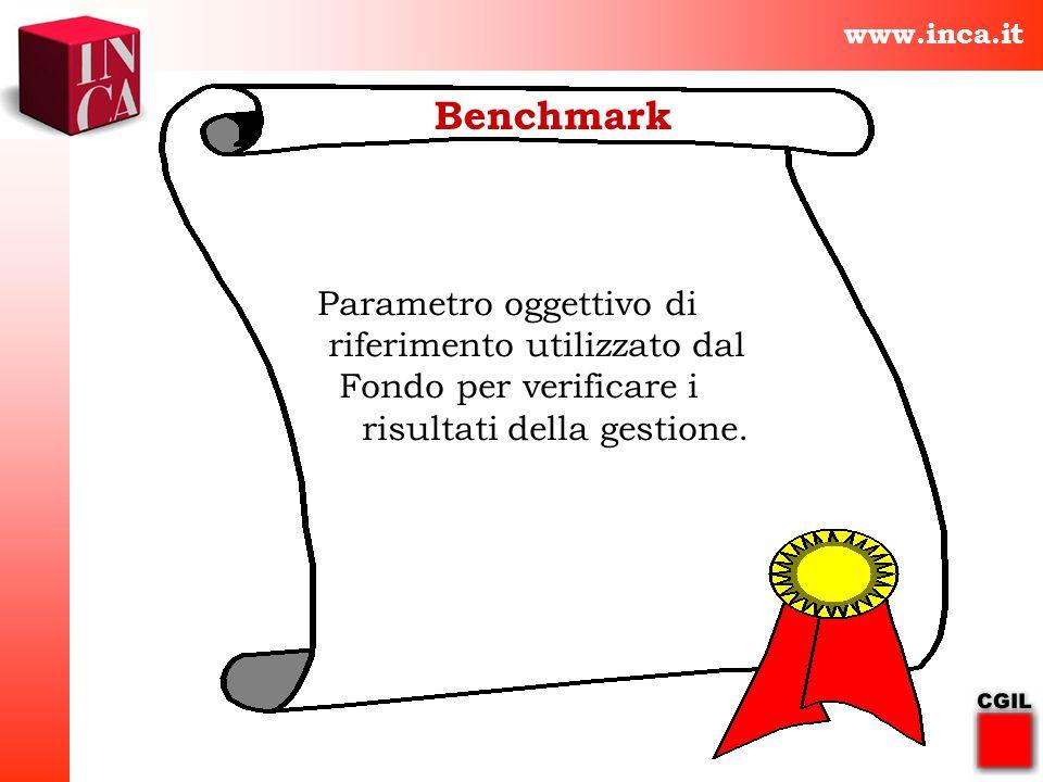 www.inca.it Monocomparto/Multicomparto Monocomparto Un fondo monocomparto si caratterizza per il fatto che le posizioni degli aderenti vengono gestite in modo unitario, attraverso la definizione di ununica politica di investimento.